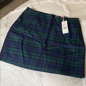 Vineyard Vines Plaid Skirt | W Size 8